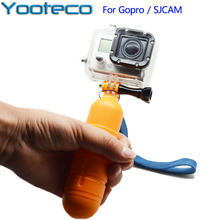 Buy Gopro Accessories B Model Durable Floaty Bobber Strap Screw Go pro Hero 5 4 Xiaomi Yi SJ4000 SJ5000 EKEN H9 Camera for $4.31 in AliExpress store