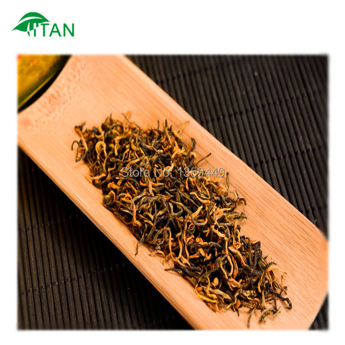 Free shipping.The 150 g classic grade Jin Jun Mei of chinese tea is belong to black tea and healthy drink from wuyi,china<br><br>Aliexpress