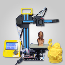 2015 Latest Technology Mini  3d printer DIY kit  high Efficiency high precision Portable 3d Printing for Free shipping