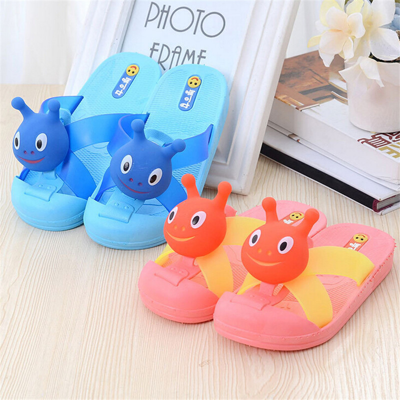Fashion Summer Shoes Kids 2015 Lovely Slippers baby Cut