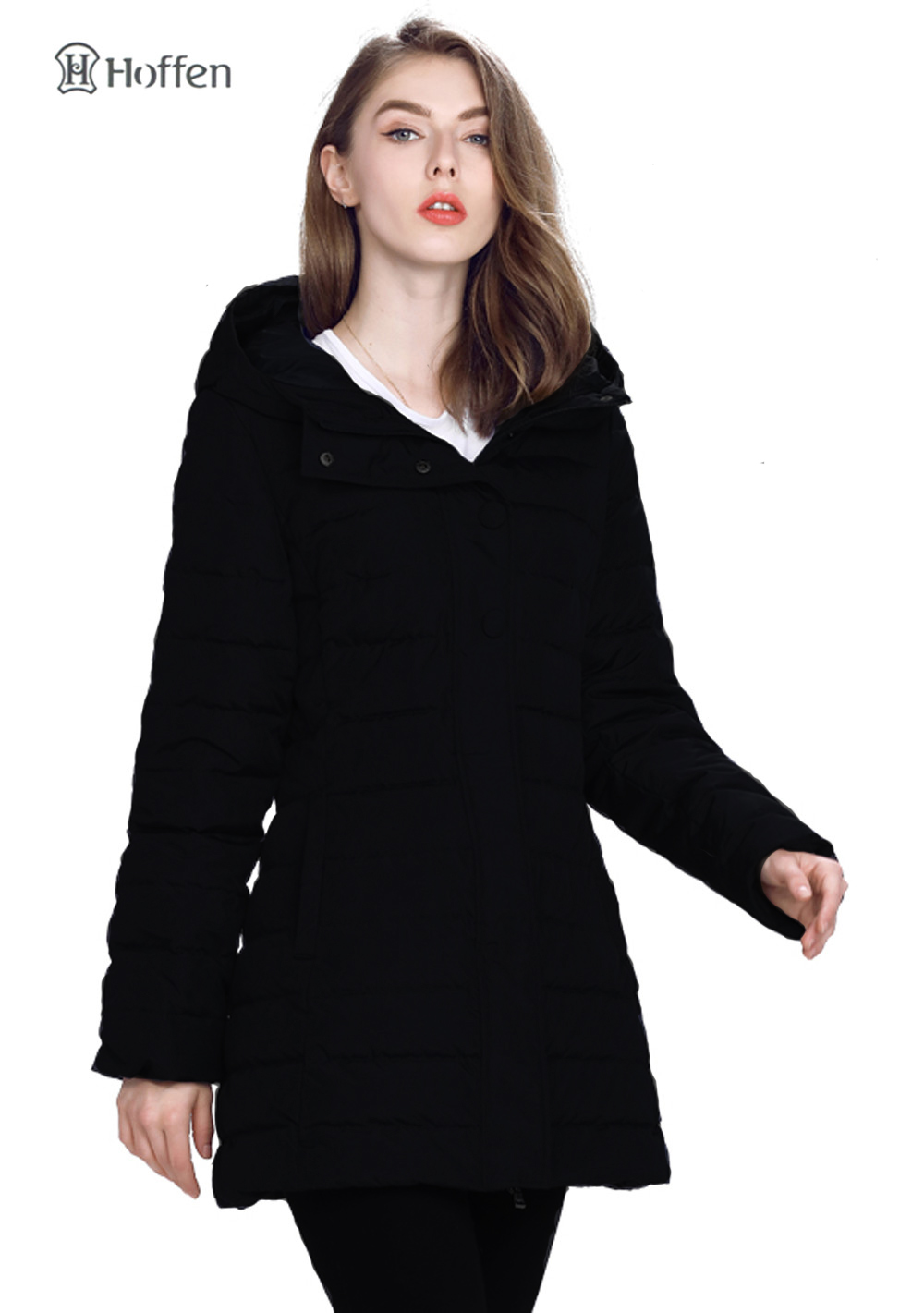 Compare Prices on Long Puffer Coat with Hood- Online Shopping/Buy