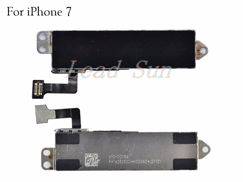 Original new replacement Parts Vibration For iPhone 7 7G 4.7 inch Motor Vibrator Buzzer Flex Cable Ribbon 1 piece free shipping