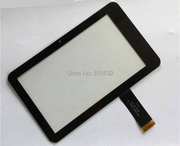 7'' FeiPad M7 MTK6575 Touch Screen Touch Glass Digitizer Replacement For FPC3-TP70001AV2/AV1 04-0700-0618 V2(China (Mainland))