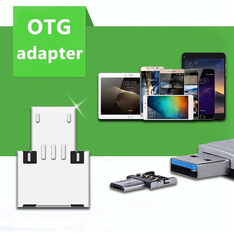 Micro USB Male to Android Mobile Phone Tablet PC USB Female OTG Adapter Converter for Samsung HTC One Flash Drive USB Adapter(China (Mainland))