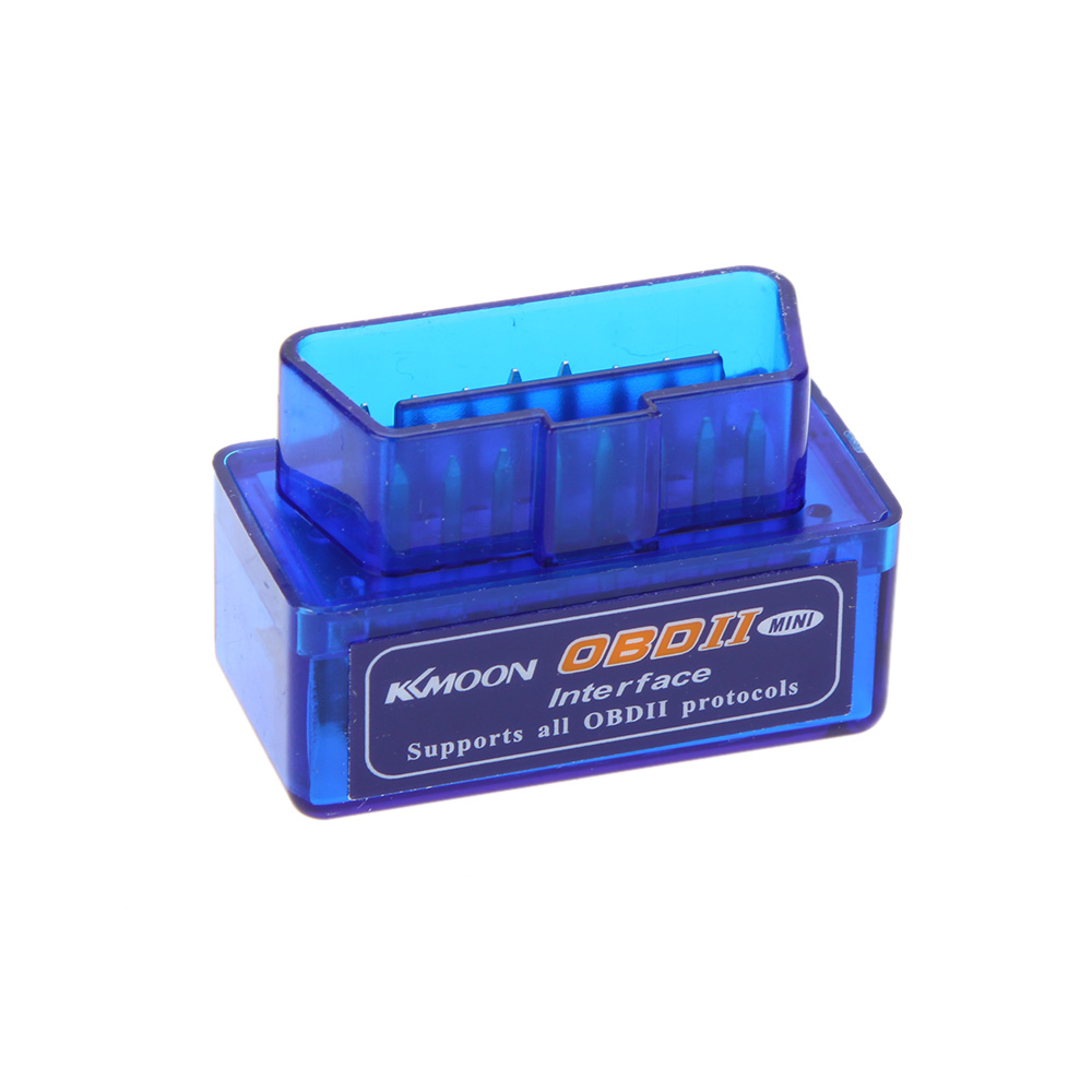 Kkmoon V2.1 Hot Sale OBD2 Bluetooth Interface Diagnostic-Tool Auto Car Scanner Diagnostic Tool for Android(China (Mainland))