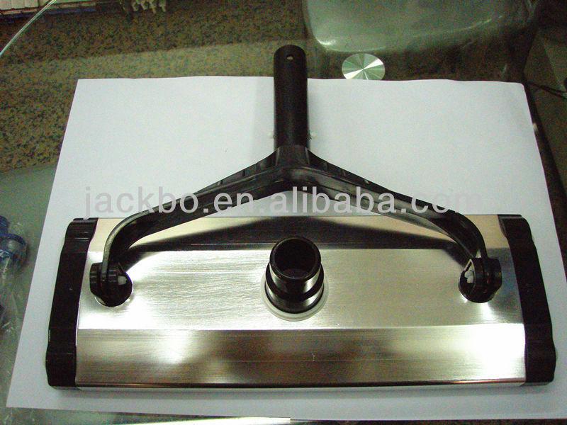 14'' Swimming Pool Cleaning Equipment Aluminum Body Vacuum Head(China (Mainland))