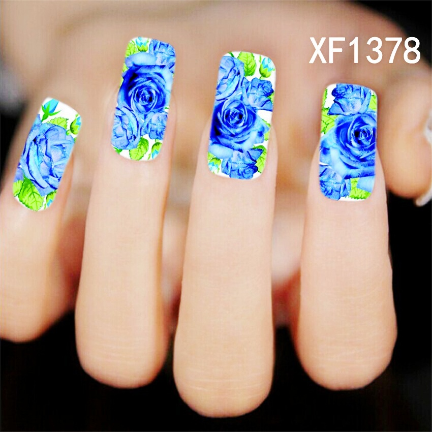 Nail art decals moreover flower nail decal stickers further nail
