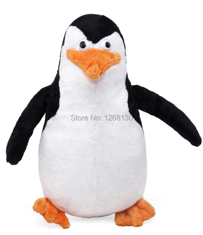 Madagascar Skipper Plush Toy penguins of madagascar toy Kids Doll Christmas gifts 20cm 1pcs(China (Mainland))