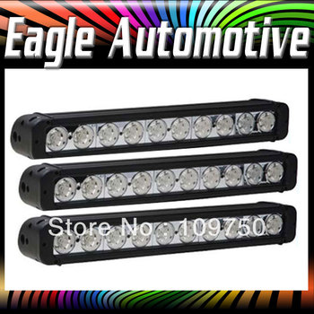 18 inch 100W High Power Cree Led Work Light Bar SUV ATV 8000 LM Offroad Led Driving Lamp Free Shipping # 623514