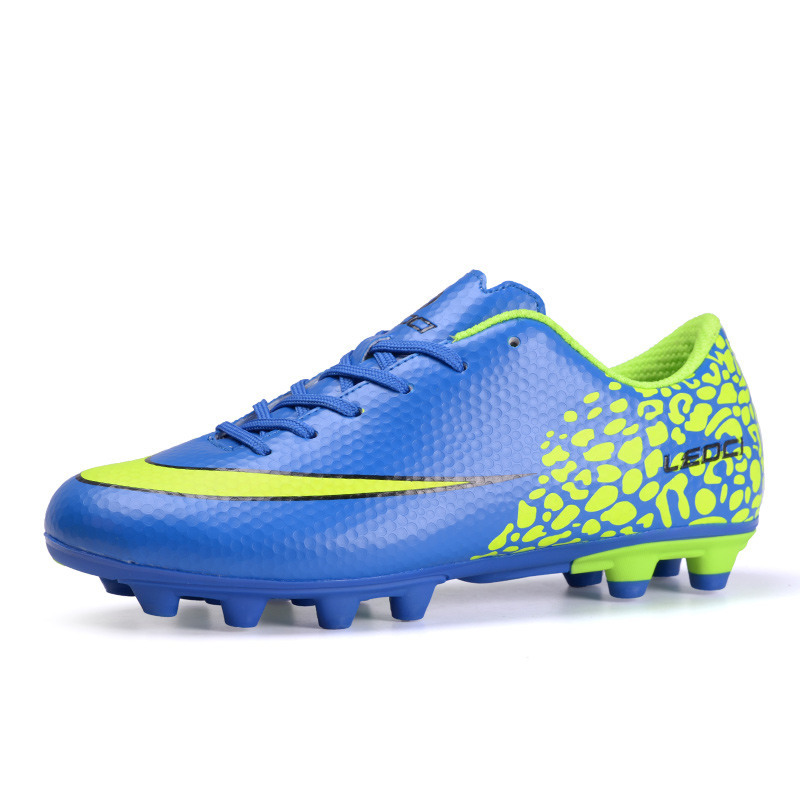 mens sport soccer shoes outdoor spikes fg football