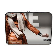 op Sleeve Case Bag Cover Neoprene for Macbook/Netbook/Laptop/ Notebook/ Ultrabook Wear orange down jacket fashion beauty(China (Mainland))