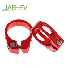Buy 31.8 / 34.9mm 20g Aluminium Alloy MTB Road Bicycle Quick Release Seatpost Clamp Bike Cycling Seat Post Tube Clip Bike Parts for $1.55 in AliExpress store
