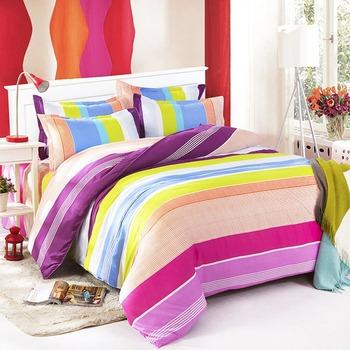 4 шт / комплект постельные принадлежности комплект печать кровать лист / крышка / наволочка микрофибра кровать комплект постельные принадлежности комплект пододеяльник крышка