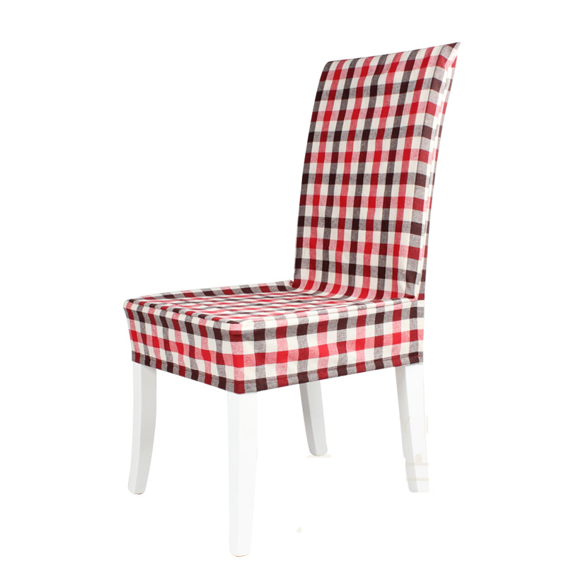 2015 Hot 100 Cotton Plain Dyed Europe Pastoral Plaid Home  : 2015 Hot 100 Cotton Plain Dyed Europe Pastoral Plaid Home Chair Covers for Wedding Party Banquet from www.aliexpress.com size 800 x 800 jpeg 151kB