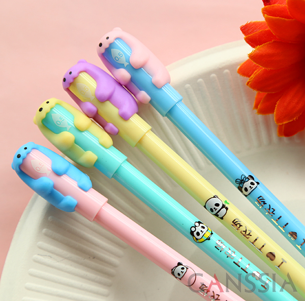 Hot sale colorful mechanical pencils with animal design eraser writing pencil for school Stationery office accessories (ss-a911)<br><br>Aliexpress