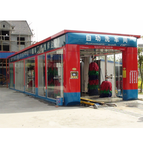 High quality tunnel car wash machine IT965(China (Mainland))