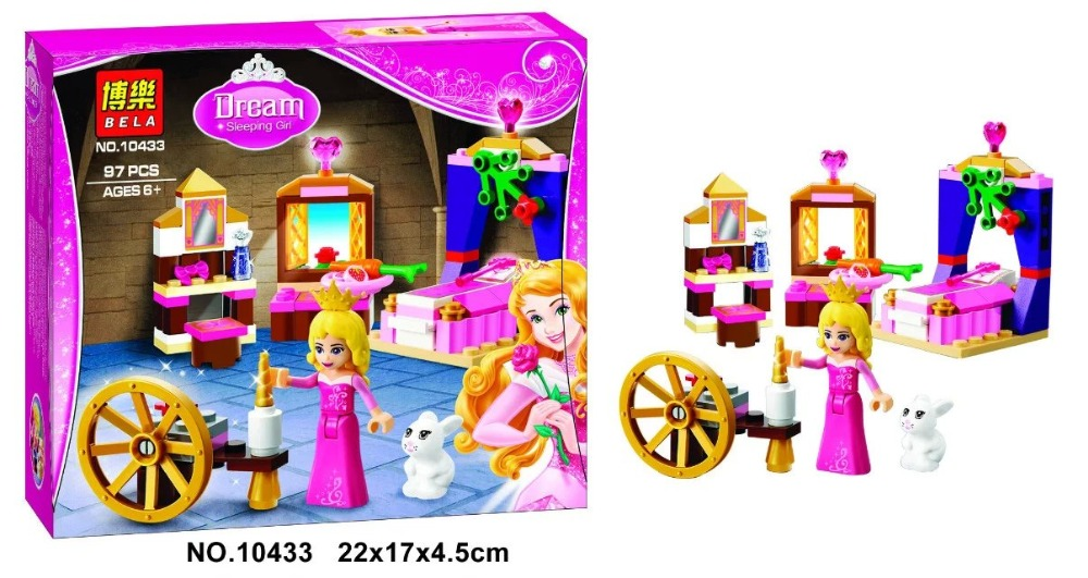 Bela 10433 Dream Sleeping Girl Series Textile machine Bricks Minifigures Building Block Minifigure Toys Best Legoelieds Toys(China (Mainland))