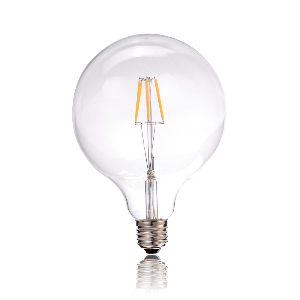 G125 Clear Globe Lamp 6w Edison Led Filament Bulb In Led Bulbs Tubes From Lights Lighting On