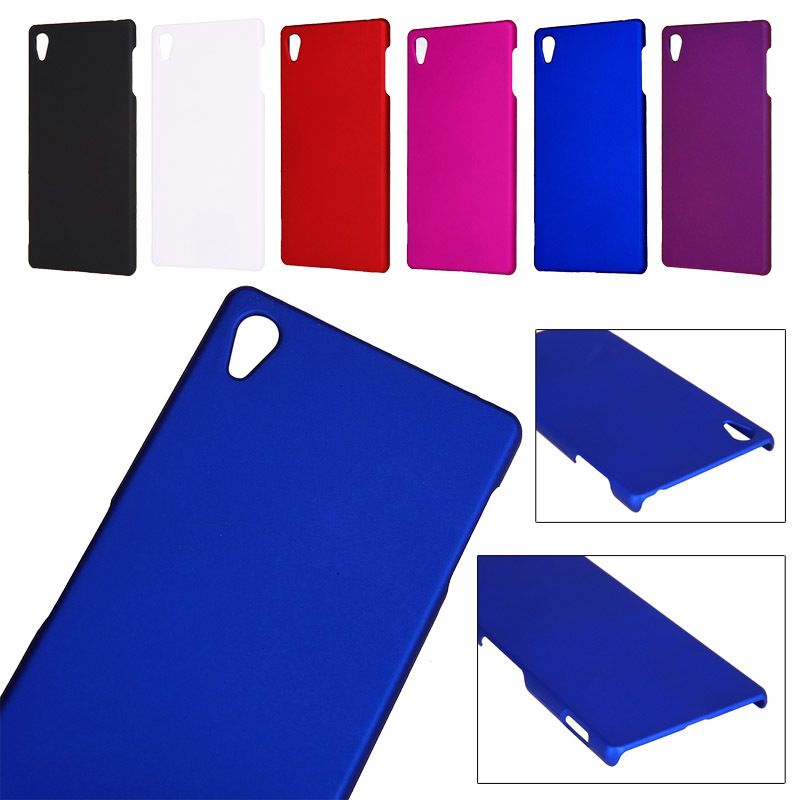 Z4 Smooth Matte Feeling Case For Sony Xperia Z4 Luxury Hard Plastic Phone Back Ultrathin Cover Colorful Appearance New Arrival(China (Mainland))