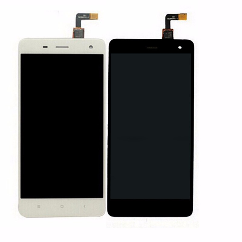 100% New For Xiaomi Mi4 LCD Display +Digitizer Touch Screen Assembly 5.0Inch Mi 4 M4C 1920*1080 LCD Display Parts And Free Tools
