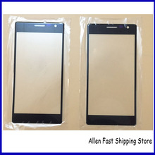 Original Outer Screen Front Glass For Nokia Lumia 730 735 N730 N735 Glass + Repair Tools ,Free Shipping(China (Mainland))