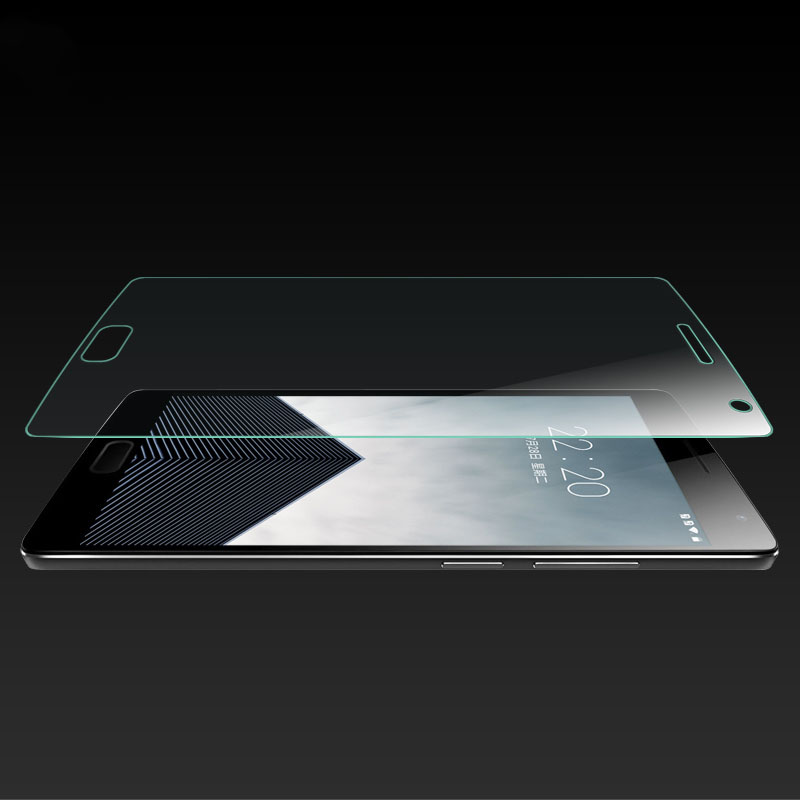 0.26mm Full Screen Protection Tempered Glass Film Oneplus three 3 Oneplus One Plus oneplus X Screen Protector Oneplus two 2 1+2(China (Mainland))