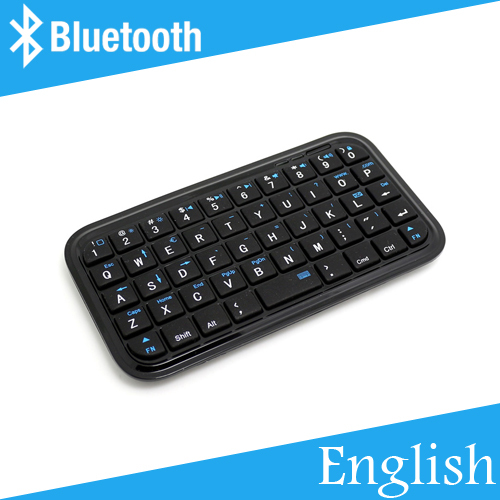 [Free DHL] Cheapest Portable Mini Wireless Bluetooth Keyboard for Smart Phones/Tablets High Quality - 30pcs(China (Mainland))