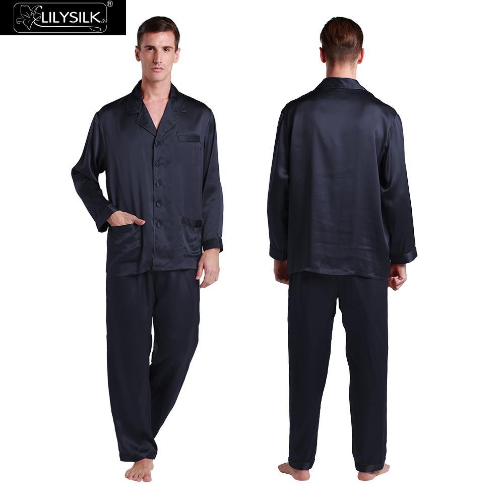 pyjama homme satin soie. Black Bedroom Furniture Sets. Home Design Ideas