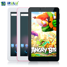 "iRULU X2 7"" Phablet Android 5.1 Tablet 1024*600 Phone Call tablet 2G/3G 8GB Dual Core Dual Cam Download Google APP Play Wifi GPS(China (Mainland))"