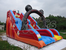 Commercial giant Inflatable Slide(China (Mainland))
