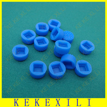 Mouse TrackPoint Blue Cap Clit Mouse for HP Laptop Notebook Keyboard Pointer TrackPoint Blue Cap for HP series D500 D630 D820 2X(China (Mainland))