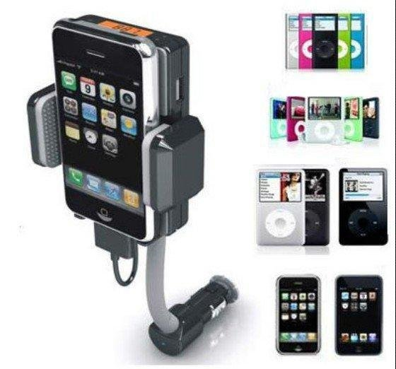 Global free shipping:ALLKIT + 3G +3 GS + FM transmitter + Charger + Remote Control --(China (Mainland))