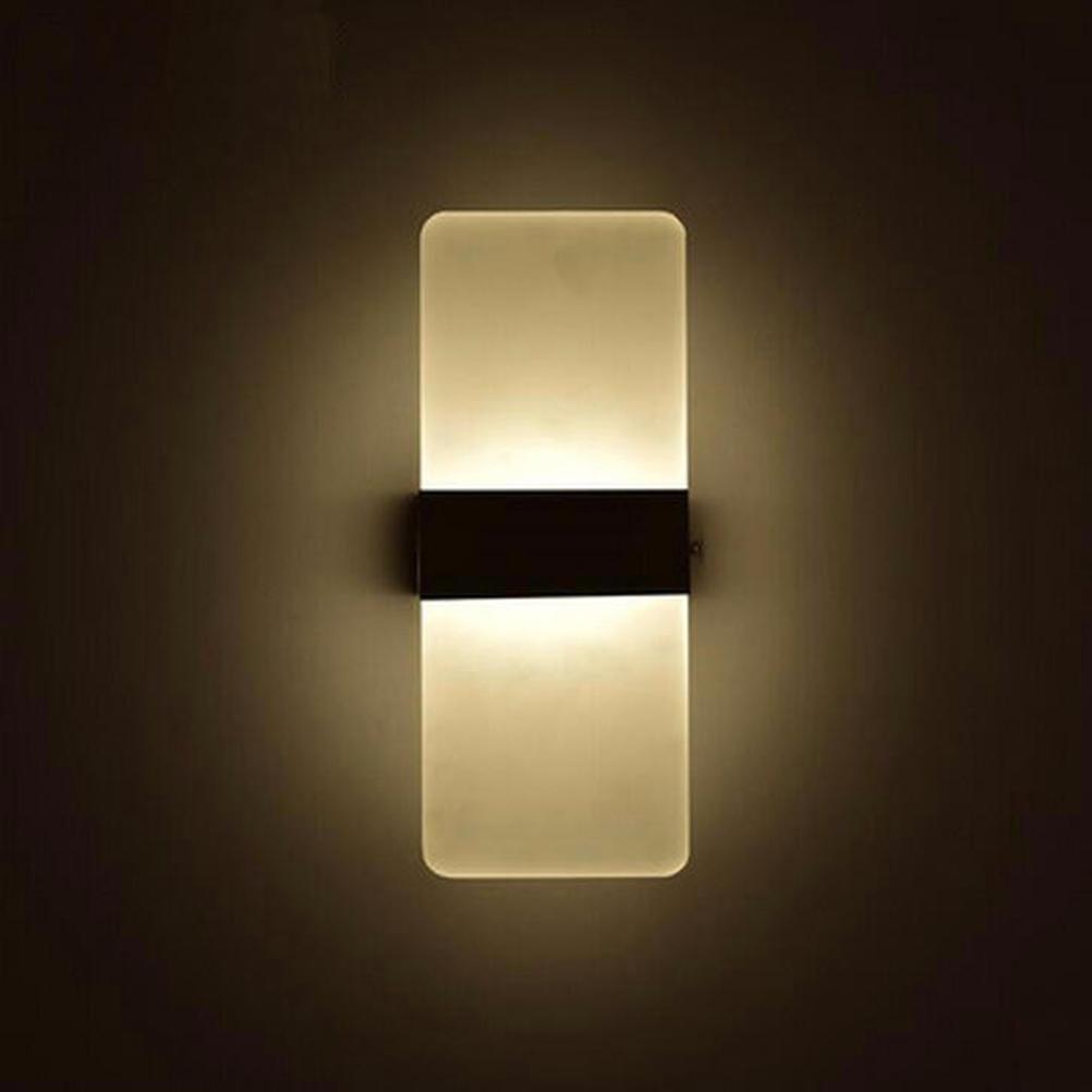 Wall Light Fixture Covers: Promoção De Decorating Corridor