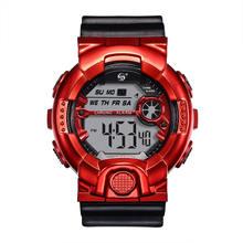 ซิลิโคนเด็กนาฬิกาเด็กการ์ตูนเด็กนาฬิกาควอตซ์หมายเลขวันที่เด็กวันเกิด Boy สาวนักเรียนโรงเร...(China)