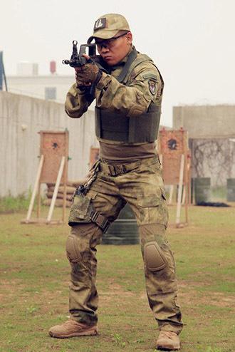 Здесь можно купить  AT-FG Outdoor frog Airsoft army military uniform tactical BDU USMC Navy seals combat clothes frog suit jacket+pants  Одежда и аксессуары