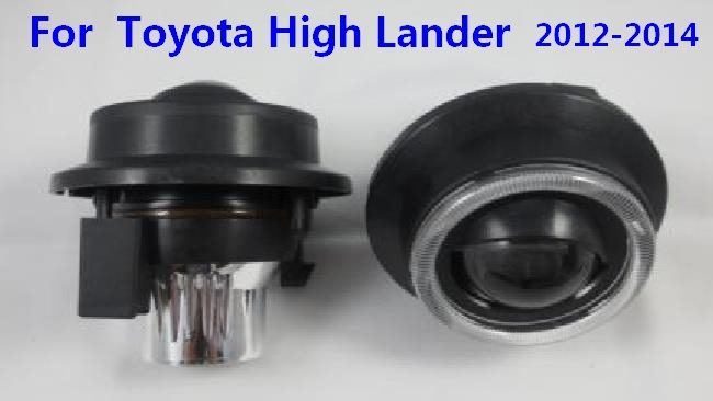 Replacement Parts for toyota haice high lander driving head projector bifocal lens high full dipped low