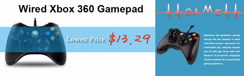 image for For Xbox 360 Joypad Original Wireless Controller For XBOX360 Wireless