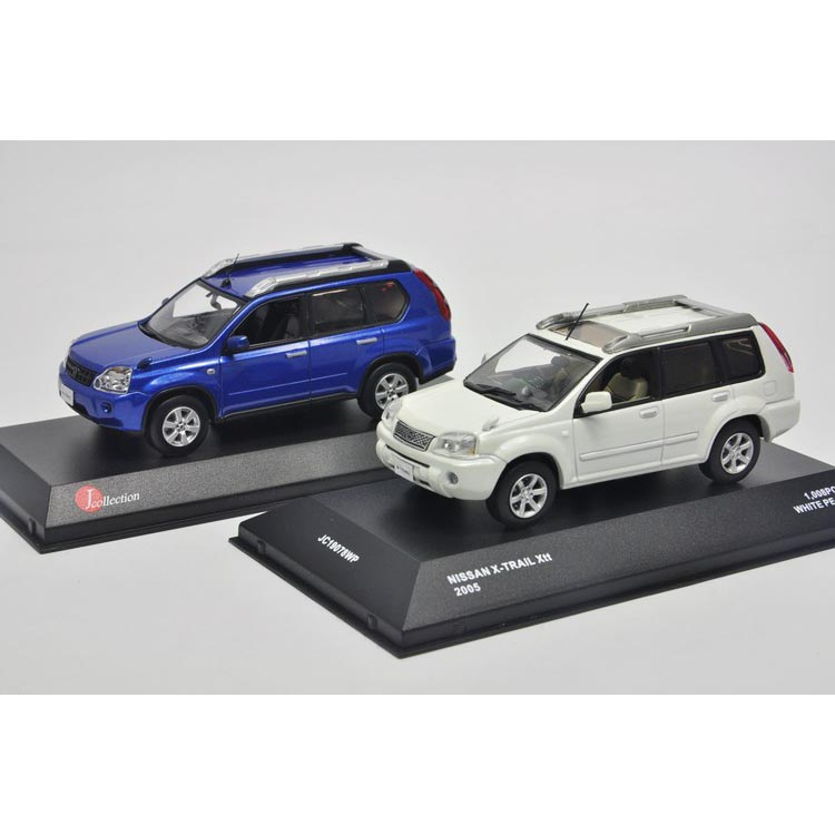 1:43 Jcollection Nissan X-Trail Xtt 2005 Nissan X-Trail model car(China (Mainland))