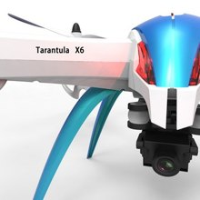 Tarantula X6 YiZhan Upgrade 2.4G 6Axis RTF dron RC Quadcopter Helicopter Fit 5MP or 2MP Camera Drone with Professional Hd Camera