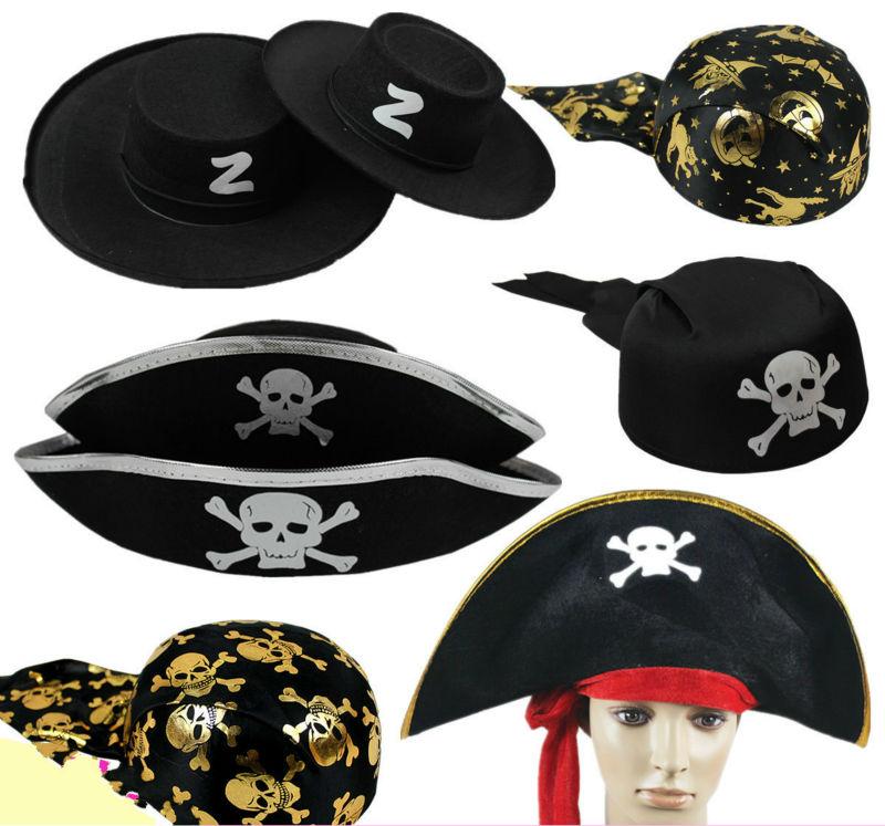 Аксессуары для пиратской вечеринки