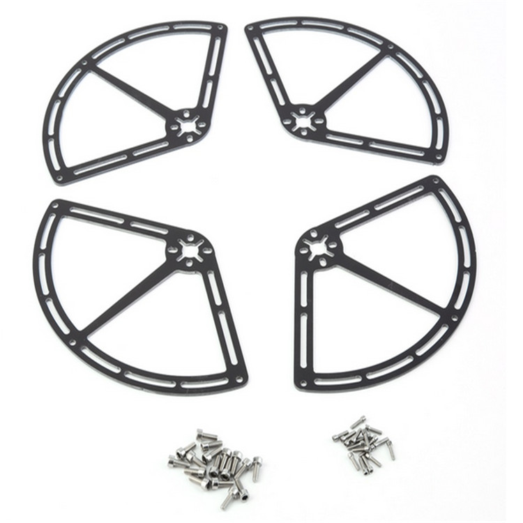 4PCS  6 Inch/8 Inch 5030/6030/8045 GlassFiber Propeller Protection Guard Protective For FPV QAV250/28/ F330/Q380 Quadcopter