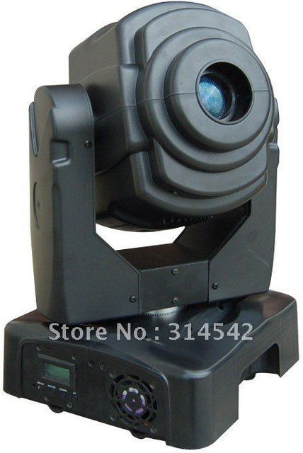 Free Shipping Factory Direct Sales 60W LED Moving Head (Spot,Gobo, Prism) Stage spot Light Moving Head Light