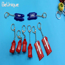 Racing Car Seat Keychain Auto Parts Modified Keyring Engine cover key chain Turbo Key Pendant Wholesale10pcs/lot(China (Mainland))
