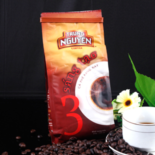 250g Vietnam Coffee Roasted Powder G7 3 Ground Coffee In Bags Slimming Coffee Lose Weight Free