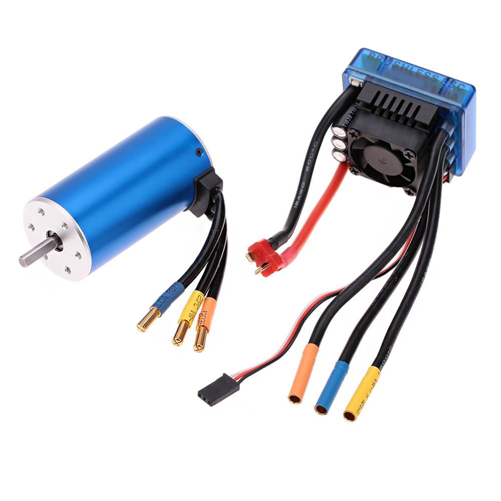 3670 1900kv 4p sensorless brushless motor with 120a for Sensorless brushless motor controller