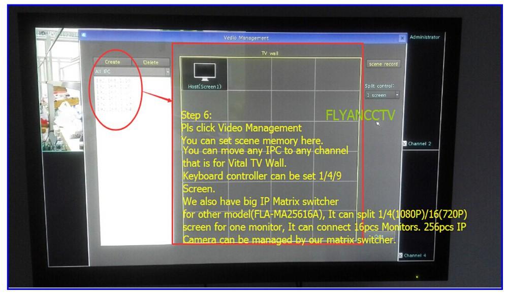 Ip декодер 3 D контроллер клавиатуры 2 цифровое управление клавиатурой 9 экран NVS 10