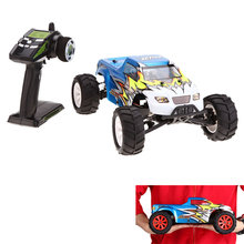 High Quality VIPER E12MT-BL V1 2.4GHZ 1:12 2WD Brushless Electric RTR Remote Control Monster RC Truck Off-road Vehicle(China (Mainland))