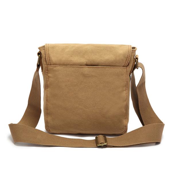 EcoCity Canvas genuine leather men messenger bags school desigual crossbody bag men s shoulder bags buckle