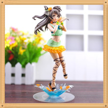 22CM Anime Love Live Kotori Minami Action Figure Collectible Hand Model Doll Figure Toy