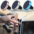 Universal Magnetic Mobile Phone Support Car Mount Holder GPS Smartphone Cellphone Stand For Your iPhone 5